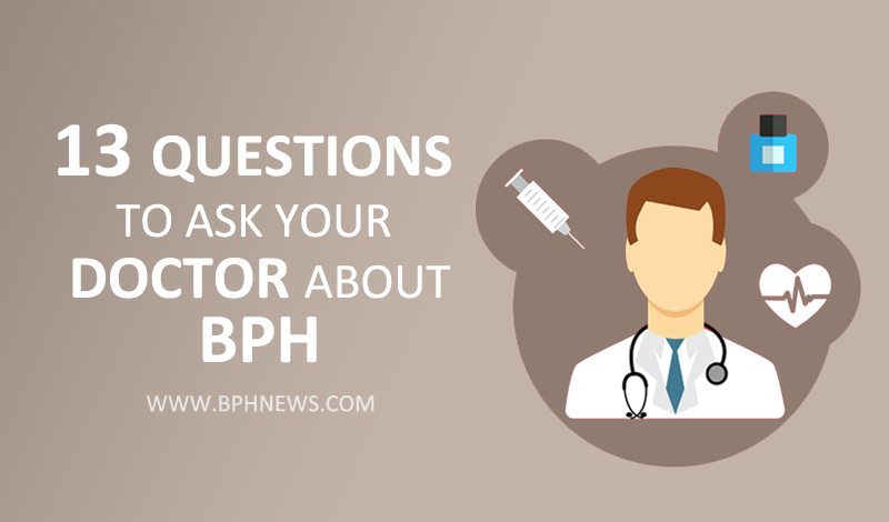 13 questions bph