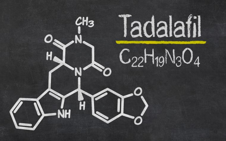 Tadalafil as the only treatment for BPH and erectile dysfunction compared to drug combination