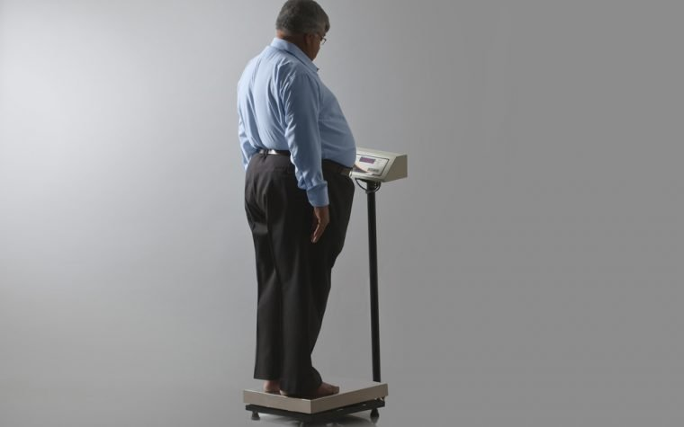Obese men with BPH study